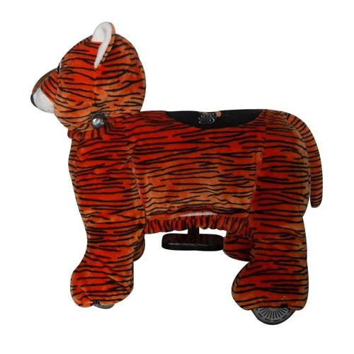Зоомобиль Joy Automatic Тигр с монетоприемником